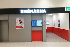 Nově otevřená pobočka v hypermarketu Kaufland České Budějovice.