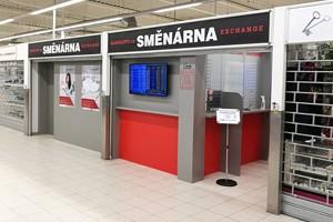 V Hypermarketu TESCO Český Krumlov jsme pro Vás otevřeli novou pobočku.