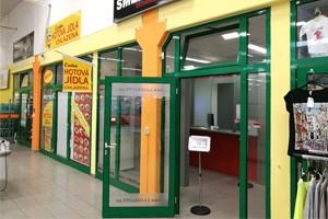 Nově otevřená pobočka směnárny v Supermarketu TERNO Olomouc.