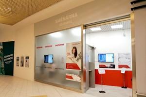 Nově otevřená pobočka směnárny v TESCO Opava.
