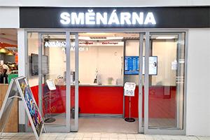 Nově otevřená pobočka v supermarketu Kaufland Slaný.