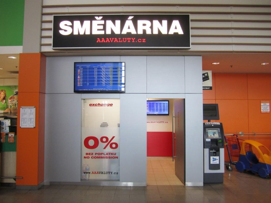 Směnárna Liberec GLOBUS