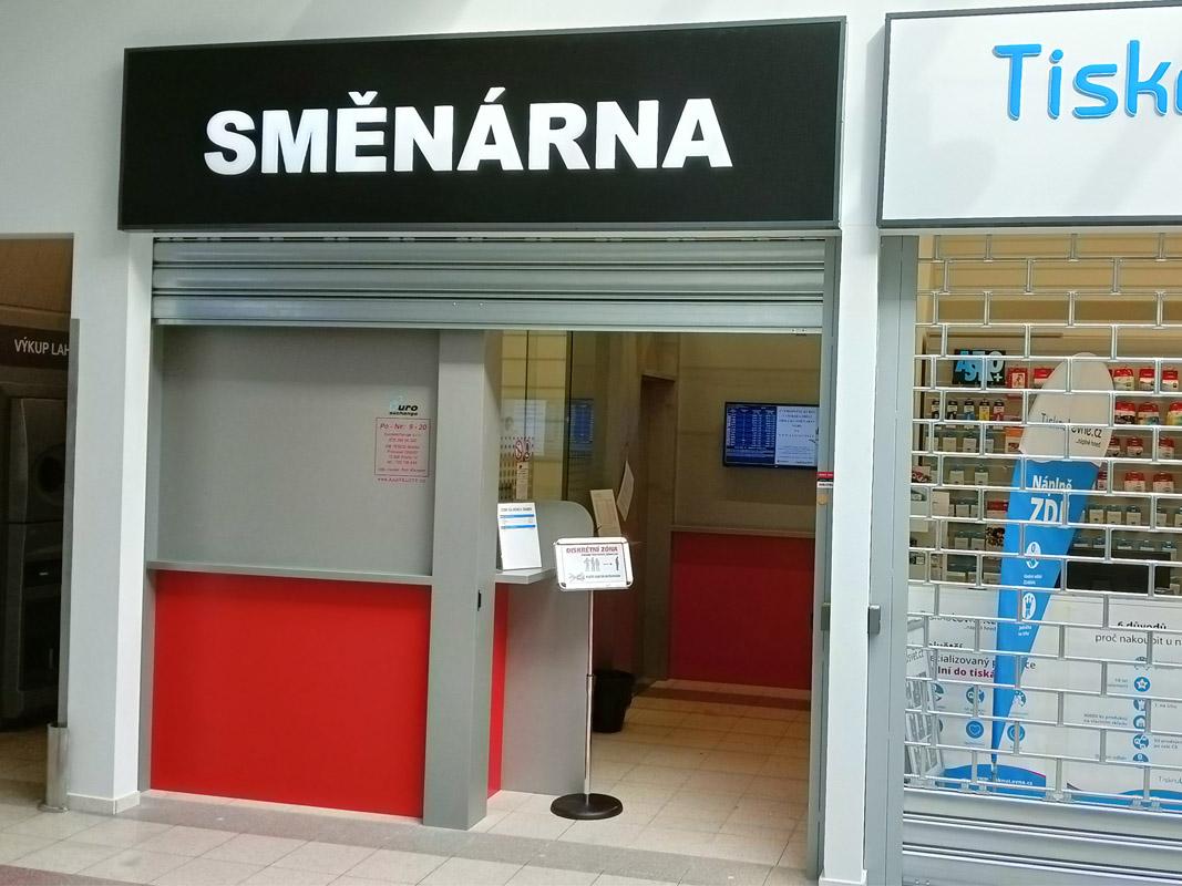 Směnárna Praha Skalka