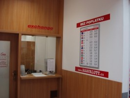 Směnárna Havlíčkův Brod - Kaufland