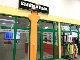 Směnárna Olomouc TERNO