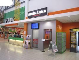 Směnárna Plzeň GLOBUS
